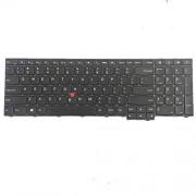 FQ Teclado del Ordenador portátil para For Lenovo For Thinkpad W540 Color Negro Versión en inglés de EE. UU.