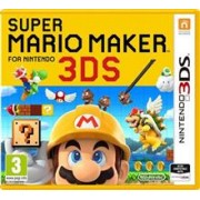 Super Mario Maker 3DS Nintendo 3DS