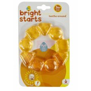 Bright Starts Teethe Around Hűsítő rágóka #Sárga
