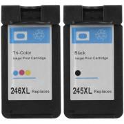 Cartuchos De Tinta Compatibles Profesionales PG 245 Para Canon 246XL 245XL AHL FS ER.