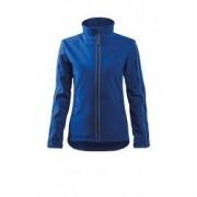 Jacheta dama Malfini L albastru impermeabila rezistenta la ploaie si vant