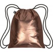 LOQI Plecak LOQI Metallic Matt Rose Gold