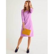 Boden Lila Ellen Ottoman-Kleid Damen Boden, 48 L, Purple