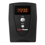UPS Cyber Power VALUE 1000E LCD 1000VA 550W AVR LCD Display