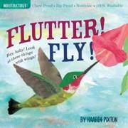 Flutter! Fly!, Paperback/Amy Pixton