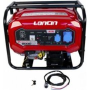 Generator curent Loncin LC8000D-DCS 7kW 15CP