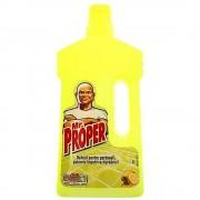 Detergent universal pentru pardoseli Mr. Proper Lemon, 1 l