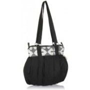 Home Heart Women Black, Grey Shoulder Bag
