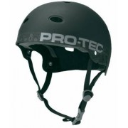 Pro-Tec Helmets Pro-Tec B2 SXP Hjälm (Färg: Svart, Hjälmtyp: BMX/Street/Park, Storlek: L)