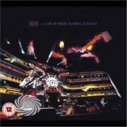 Video Delta Muse - Live At The Rome Olympic Stadium (Blu-Ray/Cd) - CD