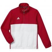 Adidas T16 Team Jacket Jeugd Red DISCOUNT DEALS