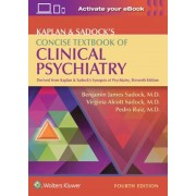 Kaplan & Sadock's Concise Textbook of Clinical Psychiatry, Paperback