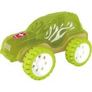 Hape Bamboo Mini Mighty Trailblazer Toy Car