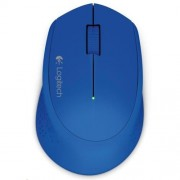 Logitech Wireless Mouse M280 - BLUE