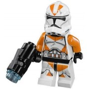 LEGO Star Wars LOOSE Minifigure Utapau 212th Battalion Clone Trooper with Firing Blaster