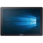 "Tableta Samsung Galaxy TabPro S W708, Procesor Dual-Core 2.2 GHz, Super AMOLED Capacitive touchscreen 12"", 4GB RAM, 128GB, 5MP, Wi-Fi, 4G, Windows 10 Pro (Negru)"