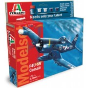 Kit de construit avion F4U - 5N CORSAIR 1 72
