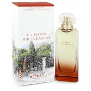 Un Jardin Sur La Lagune Eau De Toilette Spray By Hermes 3.3 oz Eau De Toilette Spray