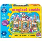 Puzzle de podea Castelul magic (40 piese) MAGICAL CASTLE