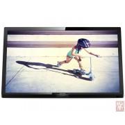 """24"""" Philips 24PFT4022/12, FullHD LED, 1920x1080, 250cd/m, 6W, HDMI/USB/SCART"""
