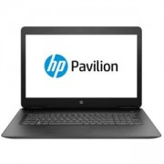 Лаптоп HP Pavilion 17-ab302nu, Core i7-7700HQ Quad (2.8Ghz, up to 3.8Ghz/6MB/4 Cores), 17.3 инча FHD IPS UWVA AG + WebCam, 12GB 2133Mhz 2DIMM, 2WB56EA