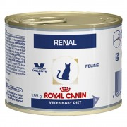 Royal Canin Veterinary Diet Royal Canin Renal Pollo Veterinary Diet - 24 x 195 g