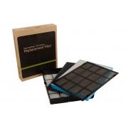 wischmopshop by Axis24 GmbH Ersatzfilter für Plasma Wave 6 Stufen Filter UCW450