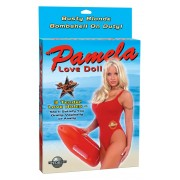 Papusa Gonflabila - Pamela Love Doll