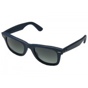 Ray-Ban RB2140QM 50mm Leather Blue