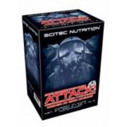 Attack 2.0 BOX 25 tasak (25 x 10g) cseresznye Scitec Nutrition