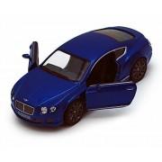 Kinsmart 1:38 Scale 2012 Bentley Continental GT Speed, Blue