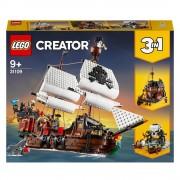 Lego Creator (31109). Galeone dei pirati