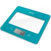 SENCOR SKS5027TQ-NA KITCHEN SCALE TURQUOISE Weighing Scale(Multicolor)