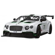 Radio Remote Control r/c car 1:14 Scale Bentley Continental gt3 Radio Control Vehicle by rastar