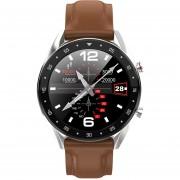 L7 BlueTooth llamada reloj inteligente ECG + PPG Monitor de presión arterial Monitor IP68 podómetro