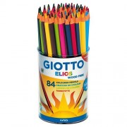 Giotto Colouring Pencils - Tub of 84 (Pack of 84)