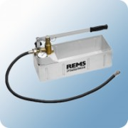 REMS Push INOX kézi nyomáspróbapumpa - REMS-115001