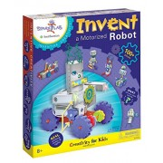 Creativity For Kids Spark!Lab Smithsonian 'Invent a Motorized Robot' Model Kit