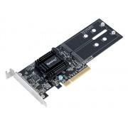 Synology M2D18 M.2 SSD PCI-e Riser card