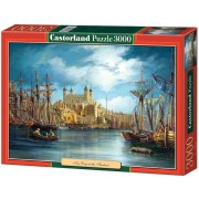 Puzzle O noua zi in port, 3000 piese