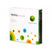 MyDay daily disposable (90 db lencse)