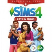 Joc The Sims 4 Cats and Dogs PC