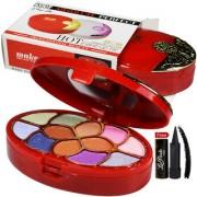 ADS Fashion Color Hot Makeup kit A8273-01 With Free LaPerla Kajal Worth Rs.125/