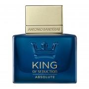 King Of Seduction Absolute Antonio Banderas Eua de Toilette 100 ml