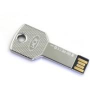 Green Tree Silver Fancy Key Type 16 GB Pen Drive(Silver)