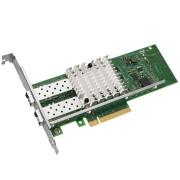 Network Card INTEL X520-DA2 (Ethernet, 10 Gigabit SFP+, 2 ports)