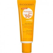 Bioderma Photoderm Max fluido protector matificante para rostro SPF 50+ 40 ml