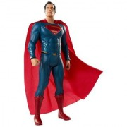 Superman 12Inch Action Figure with Sound Effects Avengers Toy for Kids (Super Man)
