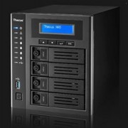 THECUS NAS PMI - TOWER 4BAY CELERON N3160 Q.CORE 4K PLAYBACK