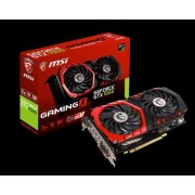VGA MSI GTX 1050 GAMING X 2G, nVidia GeForce GTX 1050, 2GB 128-bit GDDR5, do 1556MHz, DP, DVI-D, HDMI, 36mj